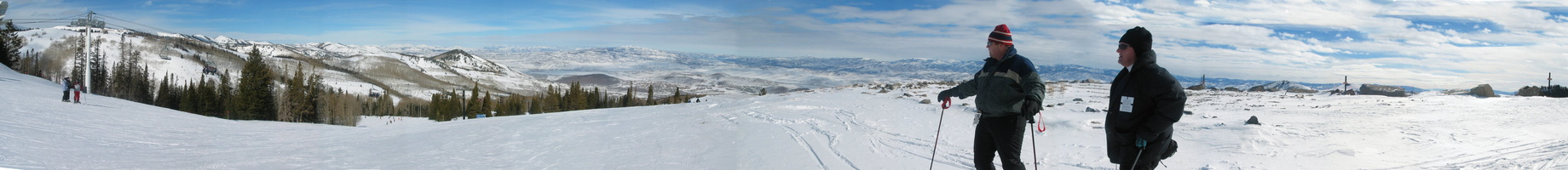 5 Park City panoramic