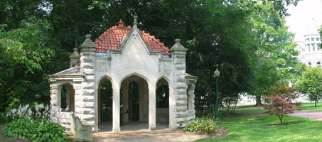 2004 09-Indiana University Well House