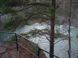 2004 11-Fort Payne Alabama-Little River Overlook