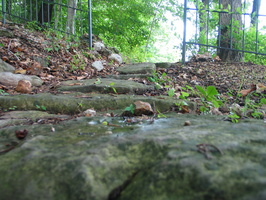 2007 06-Eureka Springs Path