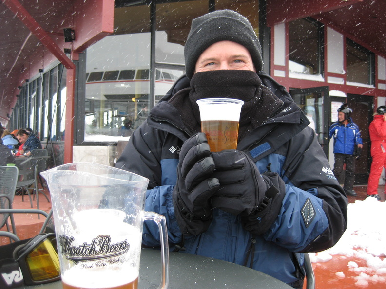 2008 02-Park City Ski Trip Beer Break.jpg