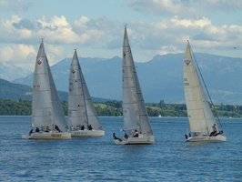 2008 07-Lake Geneva Sailboat Race