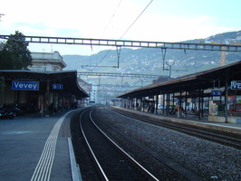 2008 10-Swiss Train Station