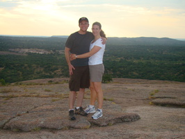 2010 06-Enchanted Rock Texas