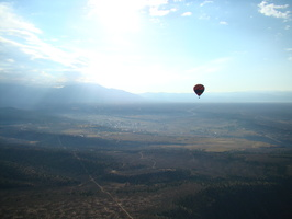 2010 10-Taos NM Balloon Flight