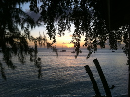 2011 10-Barbados Beach-Sunset