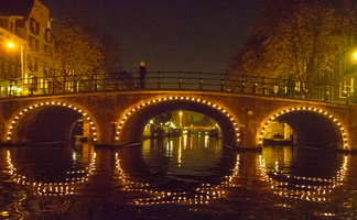 2012 11-Amsterdam Canal Bridge-2