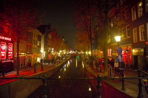 2012 11-Amsterdam Red Light District