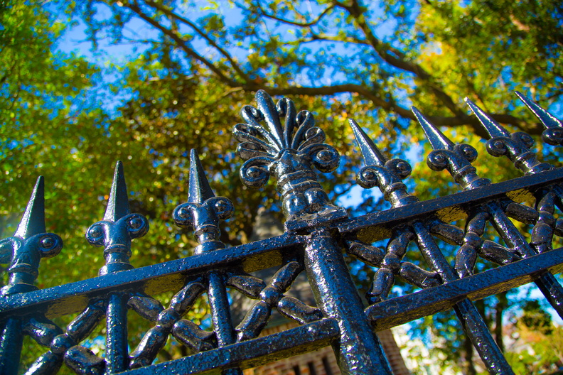 2012 12-New Orleans Jackson Square Fence.jpg