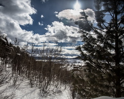 2014 02-Steamboat Springs Sky