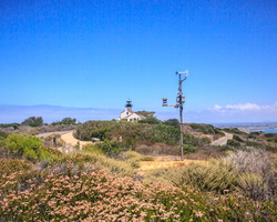 2015 05-San Diego Point Loma Light House
