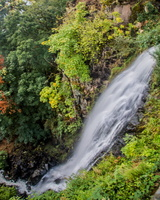 2017 10- Hood River Oregon- Water Fall